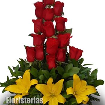 Flores sublimes
