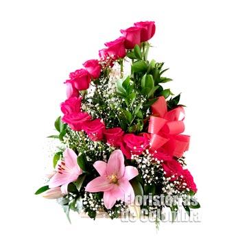 Flores que expresan